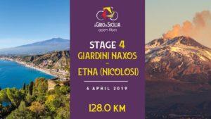 Al Giro di Sicilia con Open Fiber