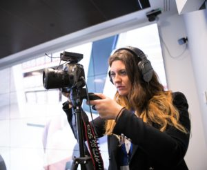 Docente Mobile Journalism - Alessandra Scuticchio