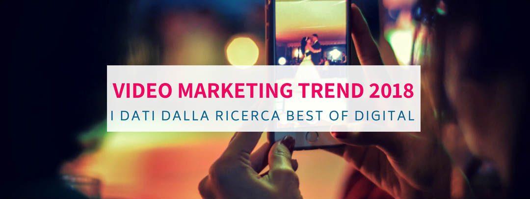 Video Strategy: dati, trend e report gratuito.