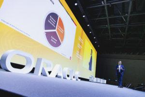 Oracle investe su Live Communication: scopri il nostro servizio in occasione del loro grande evento!