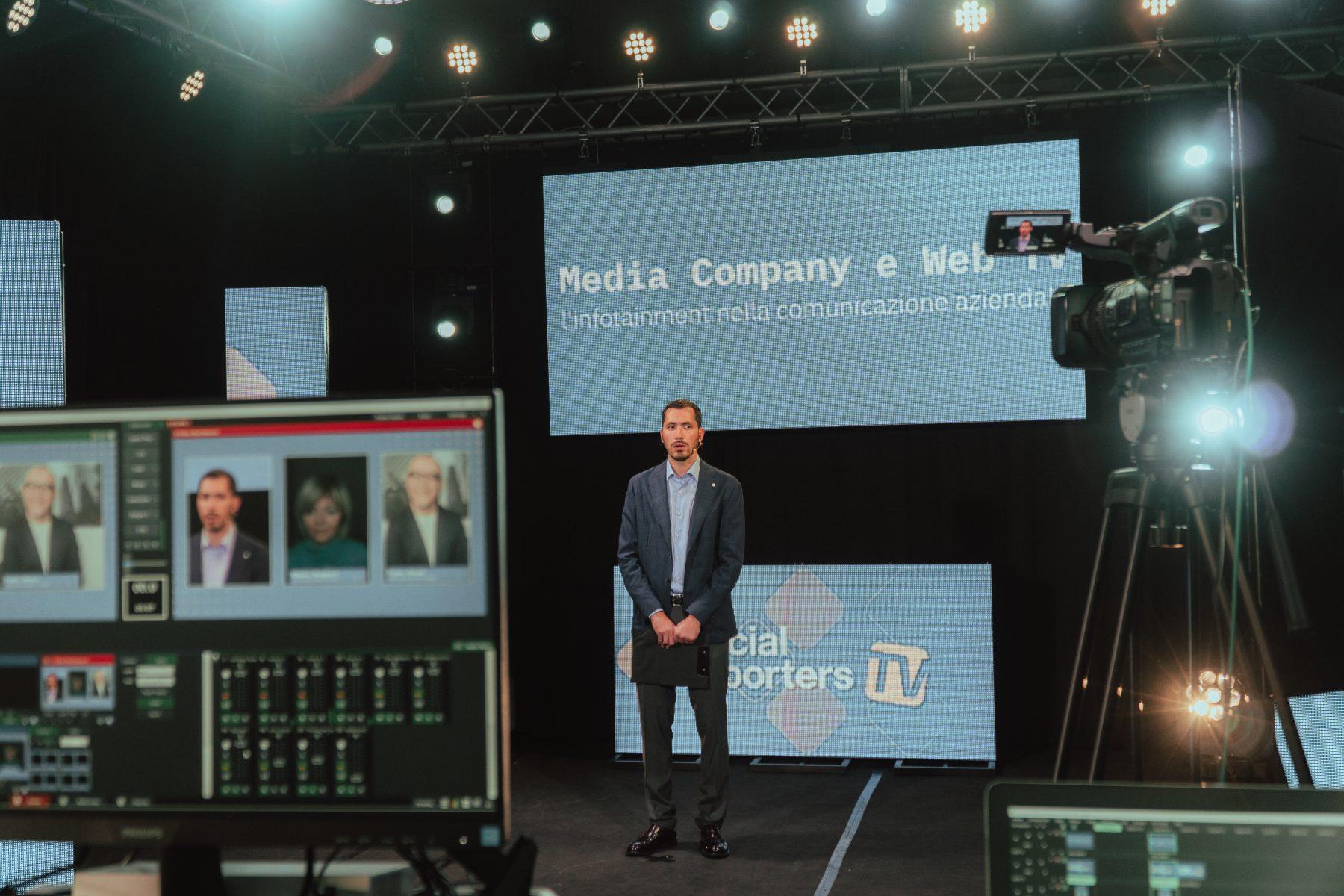 EVENTI ONLINE 2.0 : IL CASO DELLA SOCIAL REPORTERS TV