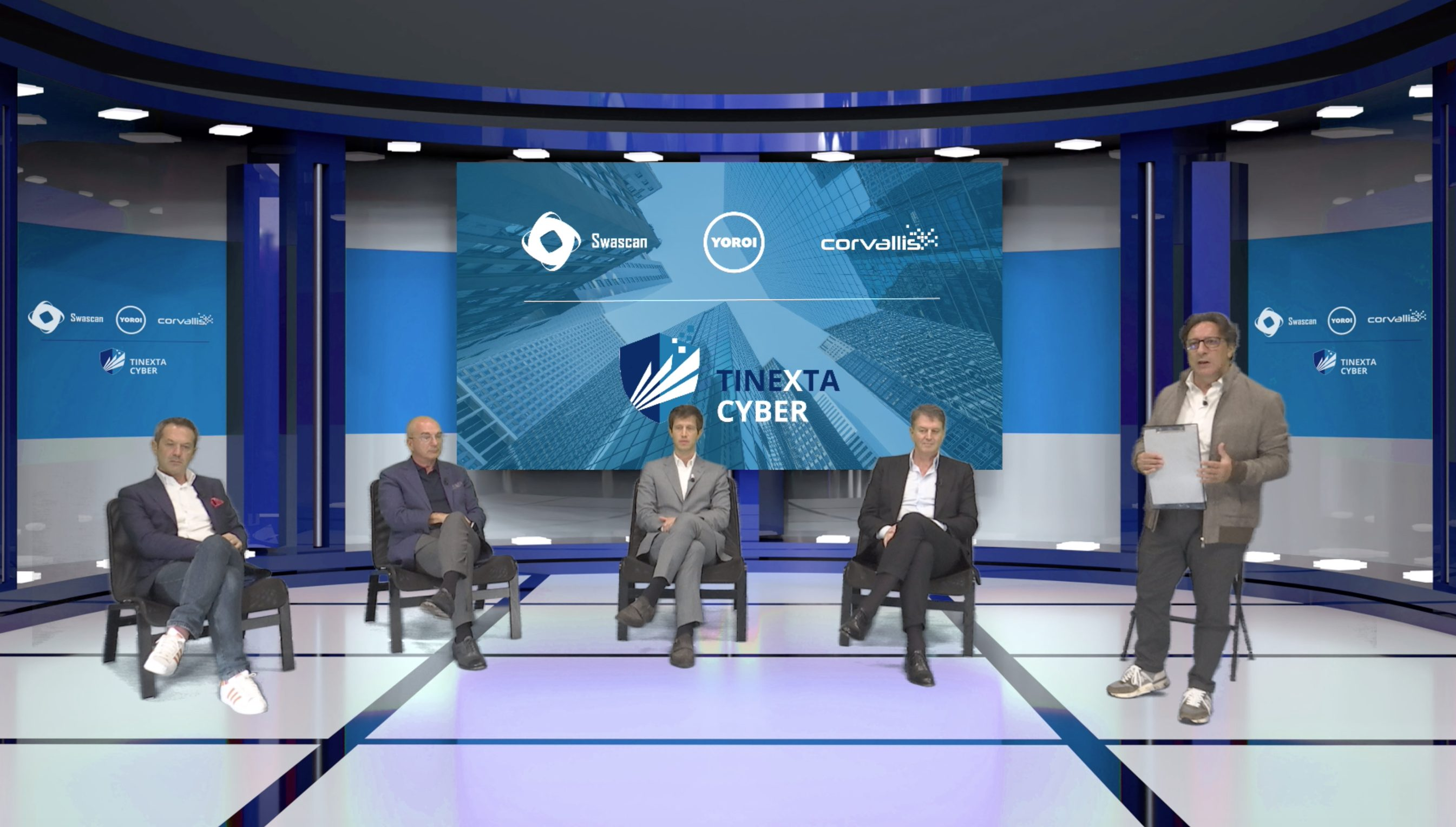 LA SFIDA DEGLI HYBRID EVENTS: IL VIRTUAL KICK OFF DI TINEXTA CYBER